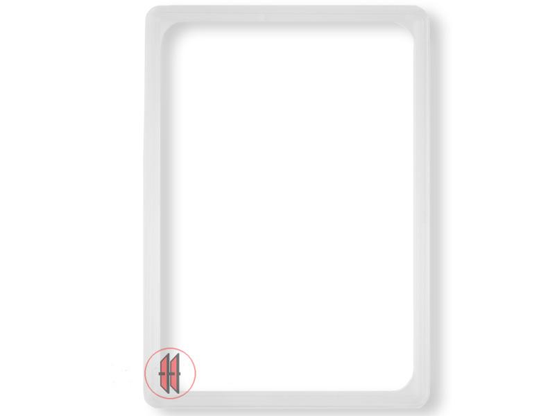 Preisschild-Schutzhüllen für DIN Formate
